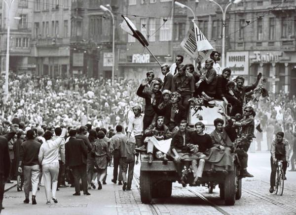 Normalizace není mrtvá. K výročí 21. srpna 1968 a 1969